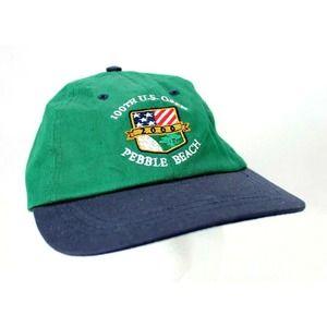 100th Anniversary US Open Pebble Beach Hat Vintage